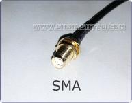 CRC9-SMA адаптер/переходник для USB-модемов HUAWEI (20см)