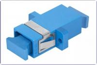SNR-ADP-SC/UPC SM Адаптер оптический проходной (оптическая розетка). Тип - SC/UPC (синий)