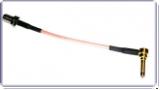 SMA-MS156 адаптер/переходник для подключения к диагностическому разъему на плате 3G/4G(Yota) USB-модема не имеющего разъема под внешнюю антенну